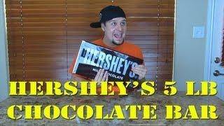 5 lb Hershey