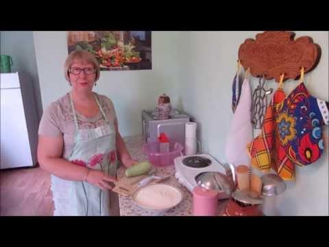 Как сделать вкусные оладьи из кабачков