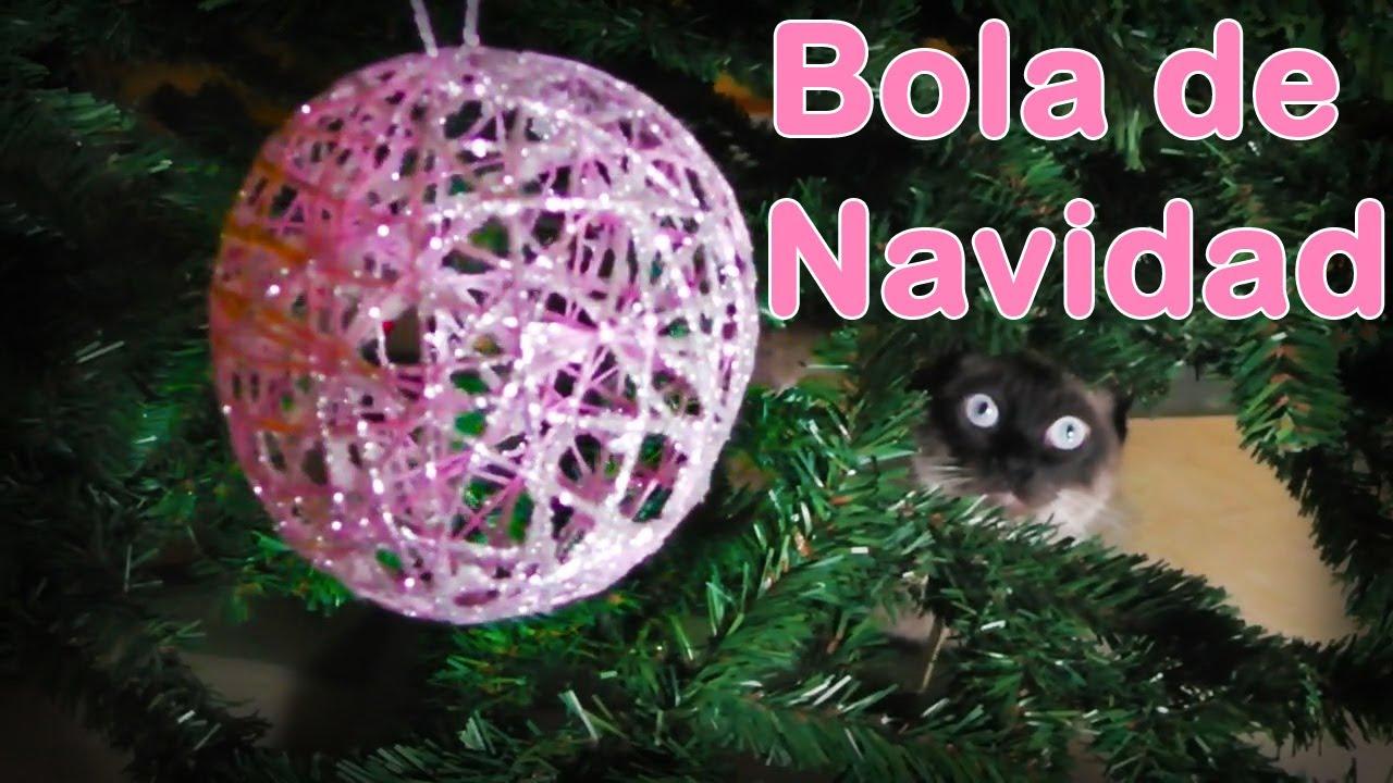 Crea tus propias esferas de navidad youtube - Esferas de navidad ...