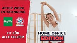 """""""Fit Für Alle Felder"""" Folge 5: After Work Entspannung"""