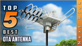 Top 5 Best Ota Antenna Review in 2020