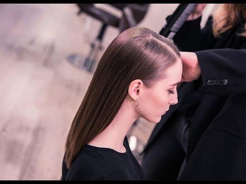 How to: Glass Hair - Sleek & Shiny