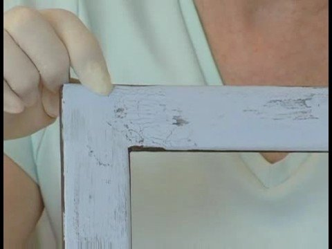 Making Picture Frames Look Old Options When Aging A Picture Frame
