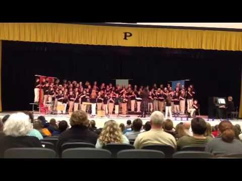 Pepperell Elementary School Chorus
