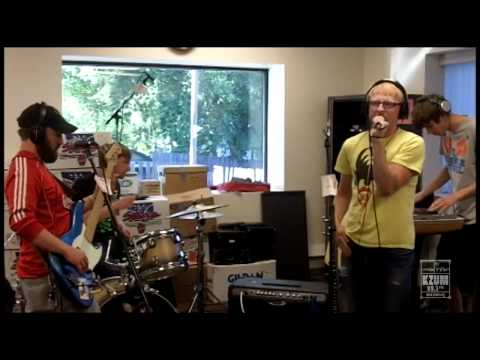 """Time Hammer- """"Riding The Waves Of The Bumblebee"""" - Live at KZUM"""