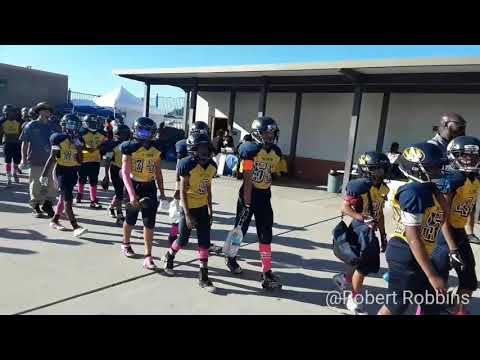 Grant union jr Pacers 12u vs inderkum tigers intro