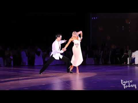 "SHINSUKE & ANNA KOVALOVA (""I LOVE YOU"" RUMBA) FROM BALLROOM GEISHA MUST WATCH!!!"