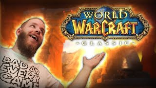 My Humble and Totally Not Fanboy-Extreme Classic WoW Beta Impressions...