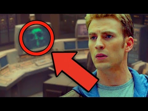 Captain America: The Winter Soldier (2014) - Easter Eggs & References - MCU Rewatch