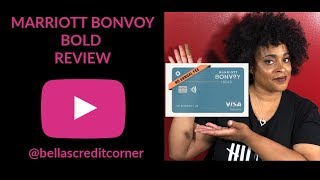 Marriott Bonvoy Bold Credit Card review (2019)