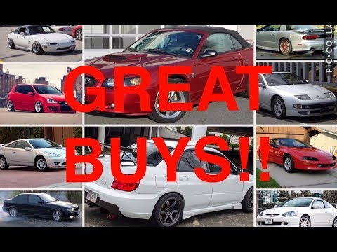 10 Great Sports Cars For Under 5k Youtube