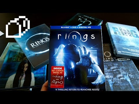 Rings (2017) + The Ring (2002) + The Ring Two (2005)