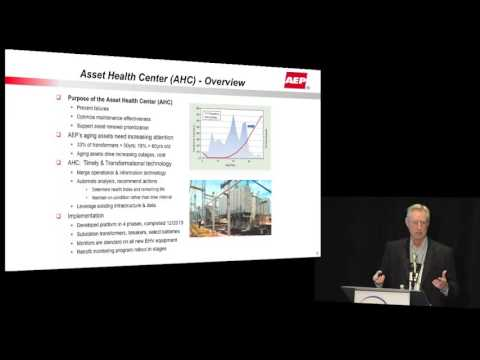 Moving to Predictive Maintainance- Jeff Fleeman, American Electric Power