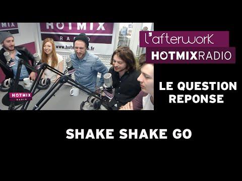 Le Question Réponse avec Shake Shake Go sur Hotmixradio