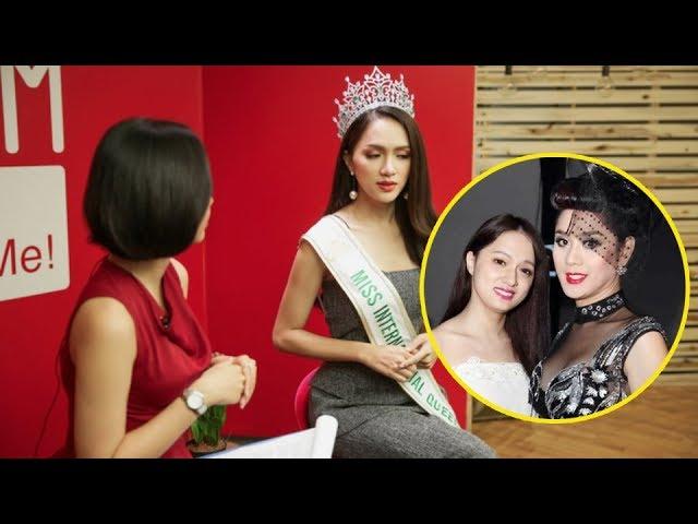 """Bất ngờ khi Hương Giang lần đầu lên tiếng về """"hiềm khích"""" với Lâm Khánh Chi...!!!"""