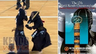Women's Ind.SF Japan vs Japan - 17th World Kendo Championships (2018)
