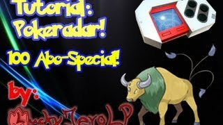 100 Abospecial: Pokeradar - Wie fange ich Shiny Pokemon? [TUTORIAL] [DEUTSCH]