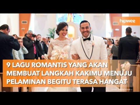 9 Lagu Romantis yang Akan Membuat Langkah Kakimu Menuju Pelaminan Begitu Terasa Hangat