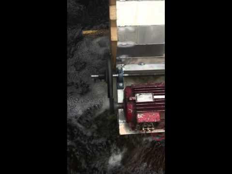 homemade hydro turbine generator