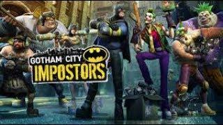 Gotham City Impostors Gameplay (No commentary)
