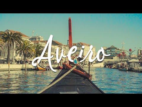 AVEIRO - A VENEZA PORTUGUESA
