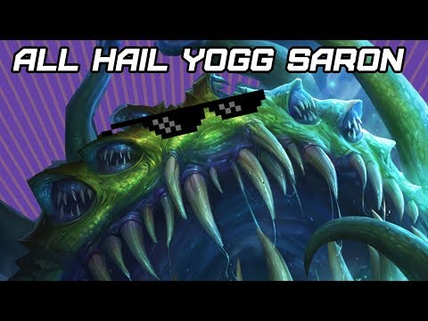 Hearthstone - When Yogg is your only hope