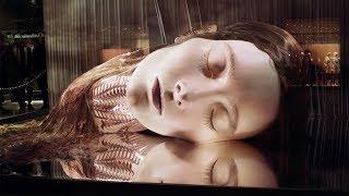 Iris van Herpen  Biomorphism installation  Process film