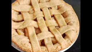 Apple Pie with whole wheat flour l wheat crust Apple Pie l No oven Apple Pie l Homemade pie