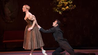 Sarah Lamb on dancing Onegin (The Royal Ballet)