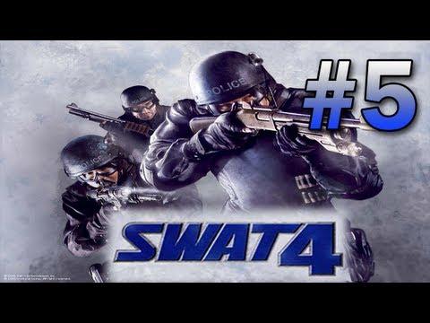 Полицейские будни в SWAT 4 # 5 - Тачку на прокачку