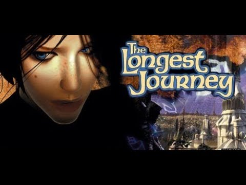 Twitch Archive   The Longest Journey, Ep 3
