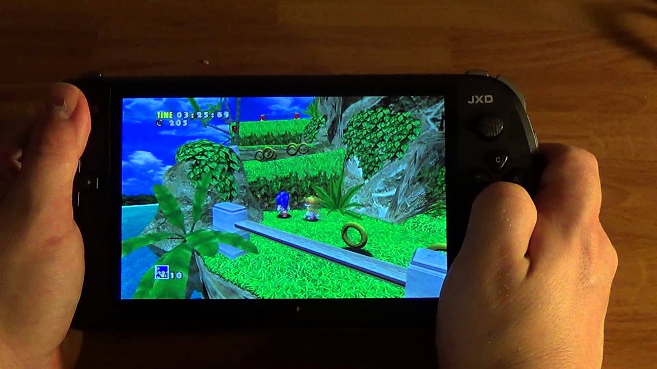 Hardware Review: JXD S7800b Android Gaming Tablet | RetroCollect