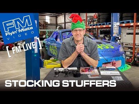 Miata Stocking Stuffers! (FM Live)