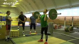 Weightlifting. Technique Сlean and Jerk - in detail (Berestov,Zakharov,Dmitriev,Krasnov)