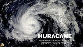 Huracán Leslie se precipita hacia el Atlántico