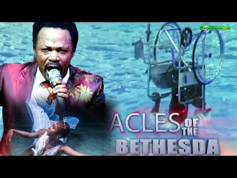 Pastor Charges Miracle Seekers ₦50,000 To Swim In Healing Pool Of Bethesda