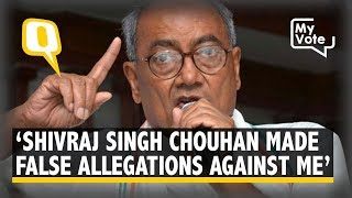 Probe if I was involed in anti-national activities: Digvijay Singh