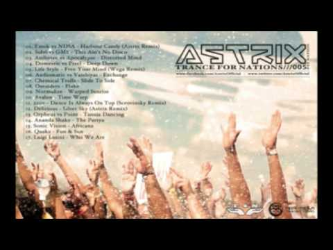 Astrix - Trance For Nations #5