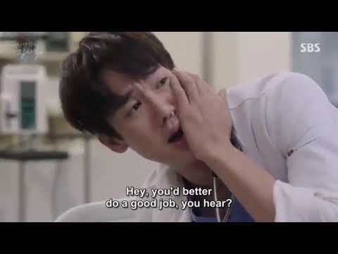 Kdrama | Funny Moment Part 1| Doctor Romantic, Teacher Kim