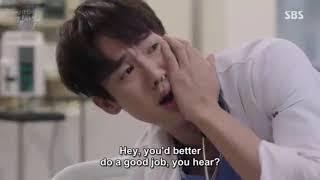 Kdrama | Funny Moment Part 1| Doctor Romantic, Teacher Kim