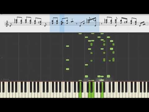 Рок энд ролл на пианино. !!!  Rock And Roll. How To Play Rock N Roll Piano. #Synthesia.