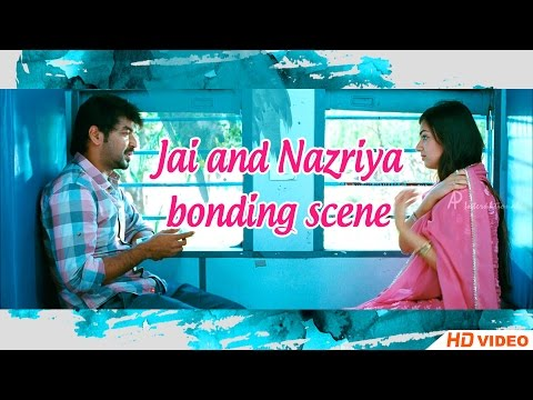 Thirumanam Ennum Nikkah Tamil Movie - Jai and Nazriya bonding scene