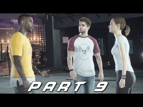 NEED FOR SPEED PAYBACK Walkthrough Gameplay Part 9 - League 73 (NFS Payback)