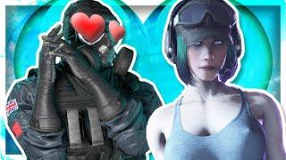 i met my girlfriend in Rainbow Six Siege! Best of Siege