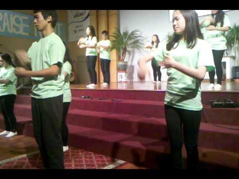 Joongbu praise night 2011 renew me body worship