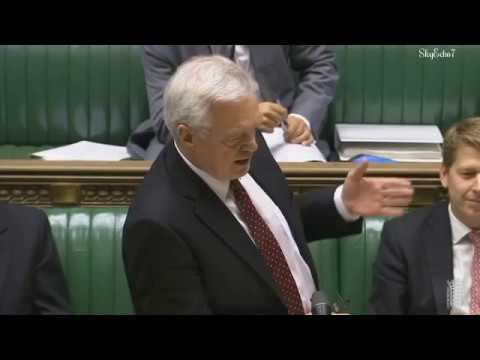 BrExit: EU Withdrawal Bill, (Repeal Bill) 7 Sep 2017 [1]