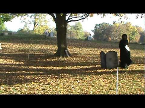 Sullivan Ballou in Cemetery