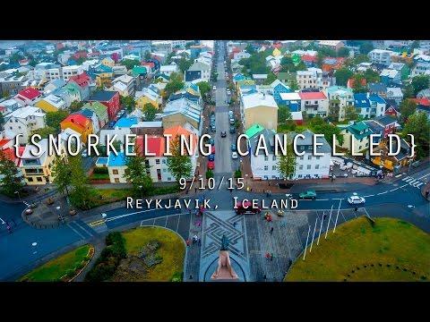 Exploring Reykjavik | Brewery Tour | Iceland