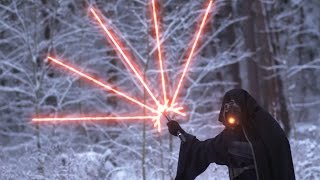 Star Wars: Modern Lightsaber Battle(Truly epic lightsaber battle in Star Wars. SUBSCRIBE for more videos ▻ http://bit.ly/IWantMORE Inspired by The Force Awakens trailer. Join the Loot Crate ..., 2015-01-20T00:27:12.000Z)