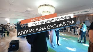 Смотреть клип Formatie Nunta, Adrian Sina & Aza & The Wedding Crashers - Mai Frumoasa